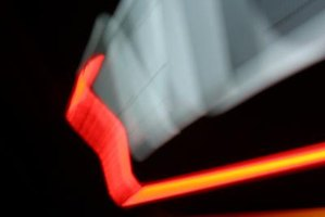Red light therapy uses visible light rather than infrared, which is invisible.