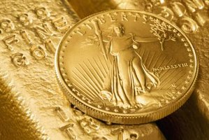 Gold, the corner stone of precious metals.