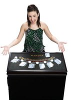 Learn how to play blackjack.