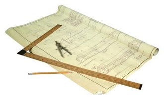 Engineering drawings have drafting specifications.