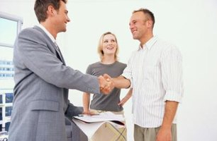 Before a customer will agree to a meeting, he may request to see a sales proposal.