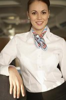 Air hostesses follow strict beauty regimens to counteract negative effects of long flights.