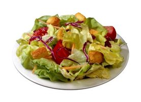 Cooks can increase the depth of flavor in a salad by adding salad seasoning.