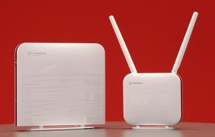 Routers govern a network's incoming and outgoing traffic.