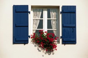 Ideas for Exterior Shutters