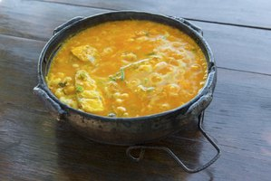 Moqueca stands alongside feijoada as one of Brazil's national dishes.