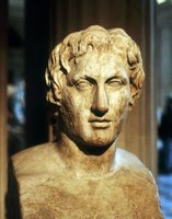 The death of Alexander the Great marks the beggining of the Hellenistic period.