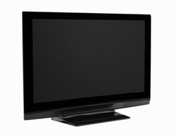 Most HD televisions can be used with your computer like a monitor.