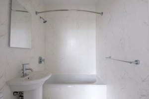 Excessive moisture in your bathroom could cause mildew.