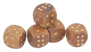 How to Make Wood Dice