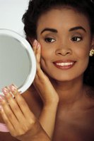 Black skin can require different approaches to makeup.