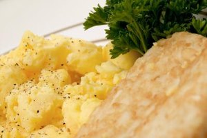 How to Dehydrate Cooked Scrambled Eggs