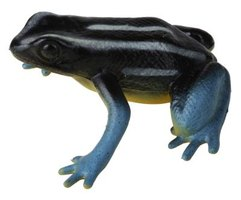 Frogs and other amphibians use external fertilization.