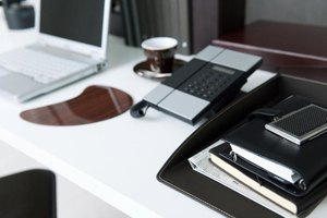 You can show off personality with items on your desk while minding office etiquette.