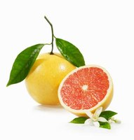 The grapefruit was first discovered in 1750.