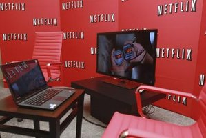 Stream Netflix movies to your television with a Sharp BD.