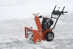 Snow blowers make snow removal an easier and less tiresome project.