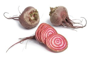 Chioggia beets are the sweetest-tasting of all beet varieties.