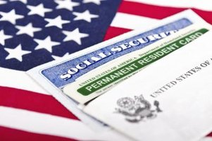 Green cards prove your status as a legal permanent resident of the United States.