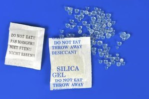 Silica gel is a form of silicon dioxide, a naturally occurring mineral.