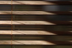Compare the differences when shopping for wood blinds.