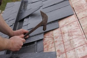 The primary purpose of a roofing hatchet is to hammer nails.
