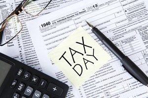 Pay your taxes by the deadline to avoid additional interest charges.