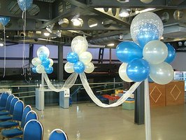 How to Make a Cloud 9 Balloon Cluster