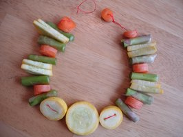 Vegetable Necklace