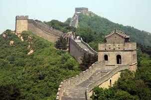 How to Build a Model of the Great Wall of China
