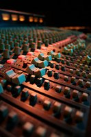 What Are the Functions of a Mixing Console?
