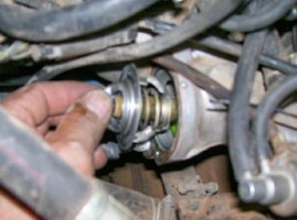 Replacing a Nissan Thermostat is Easy