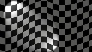 How to Make a Checkered Flag