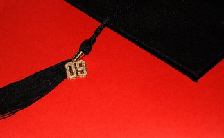 Graduation tassel from 2009