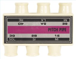 Use a Pitch Pipe