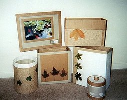 Recycle Cardboard Boxes