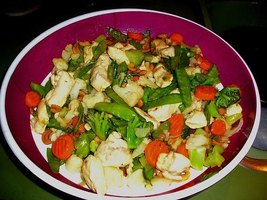 Make Healthy Stir-Fry