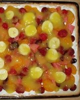 This great fruit pizza is a tasty treat all year long!