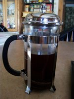Clean a French Coffee Press