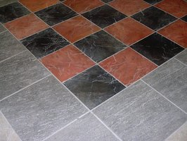 Bleach Can Be Used for Cleaning Grout on Floors and Counters