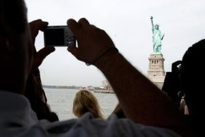 Apply for a tourist visa for the United States.