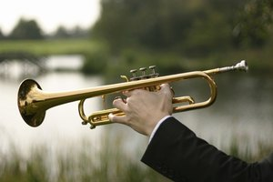 A trumpet is one of the easiest instruments to tune.