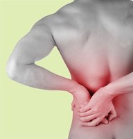 A sore back can be very painful