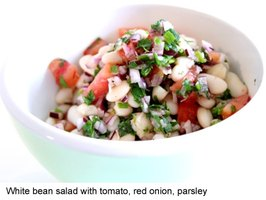 Diced tomatoes are great for salads, salsas and taco toppings