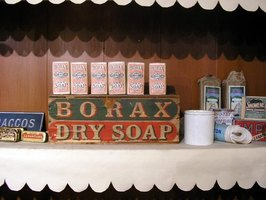 Borax has been around for over 100 years