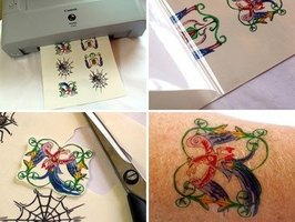 Make a Tattoo