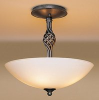 Install a Kitchen Light Fixture