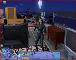 Become a Game Designer in The Sims 2