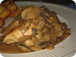 Make Pollo Alla Crema