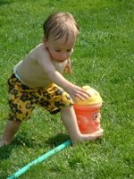 Plan Water Party Games for Toddlers